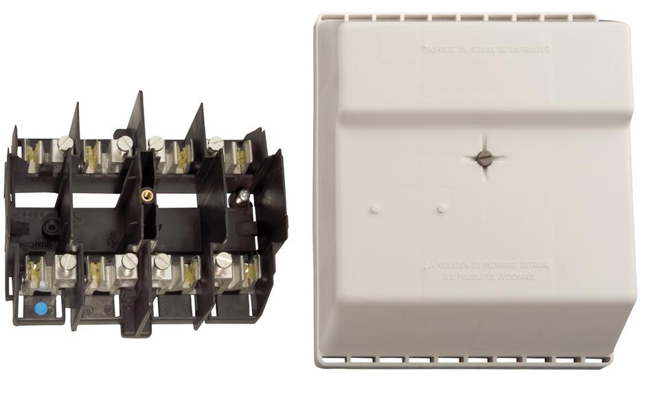 r f rence produit coffret coupe circuit cartouches couteaux t00. Black Bedroom Furniture Sets. Home Design Ideas